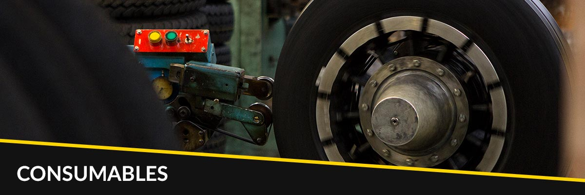 Consumables - products to maintain car tyres