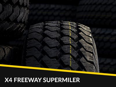 Freeway Supermiler tyres