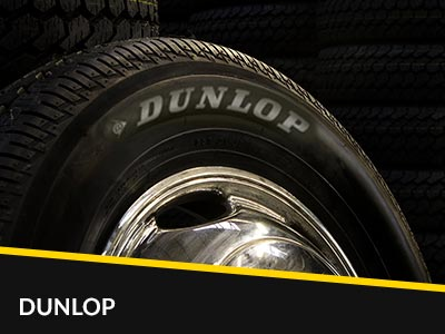Dunlop wet grip taxi tyres